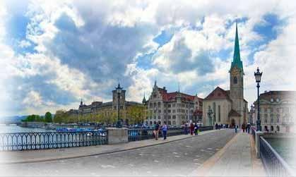 Fraumuenster Church Zurich